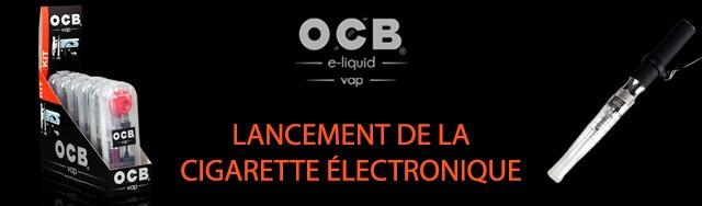 cigarette électronique OCB VAP eGo