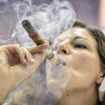 Cigare cubain, le concours insolite de la cendre la plus longue