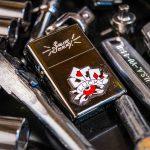 Le clic du Zippo devient une marque déposée et devient une star de l'ASMR