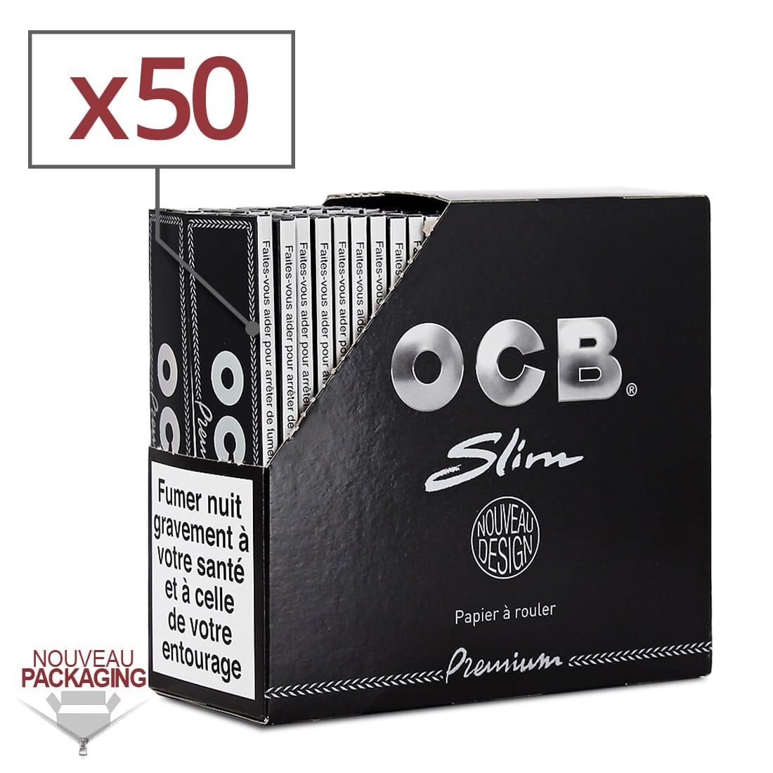 Photo de Papier à rouler OCB Slim Premium x50