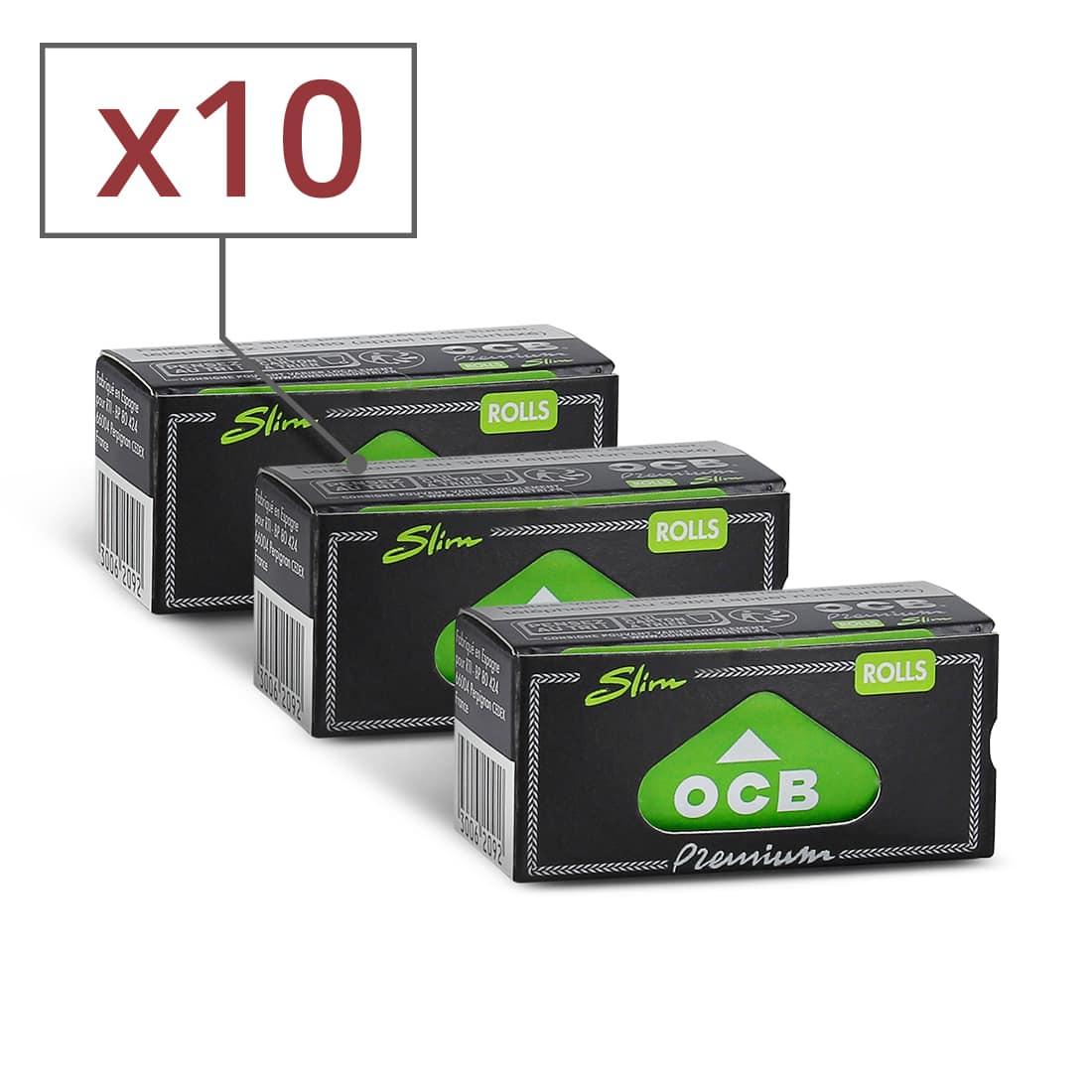 Photo de Papier à rouler OCB Rolls Premium X10