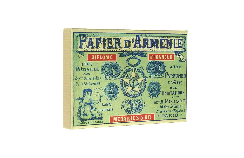Photo de Papier d'Arménie Coffret Vintage 1900 et ses 12 carnets