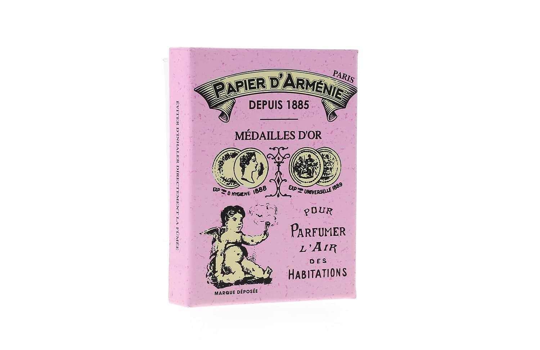 Photo de Papier d'Arménie Coffret Vintage Rose - 6 carnets