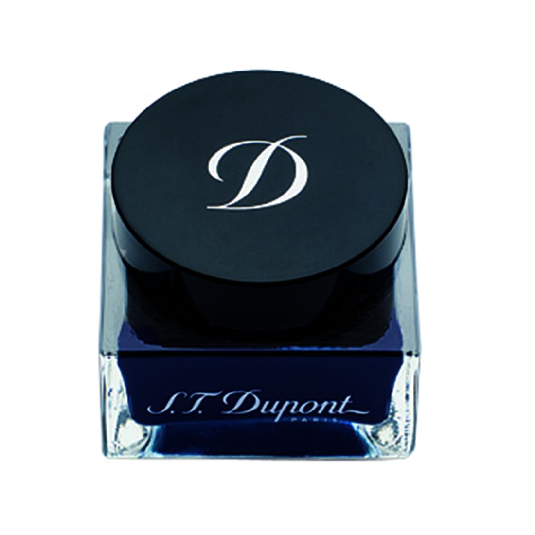 Photo de Flacon S.T. Dupont Encre Bleu Royal 50 ml