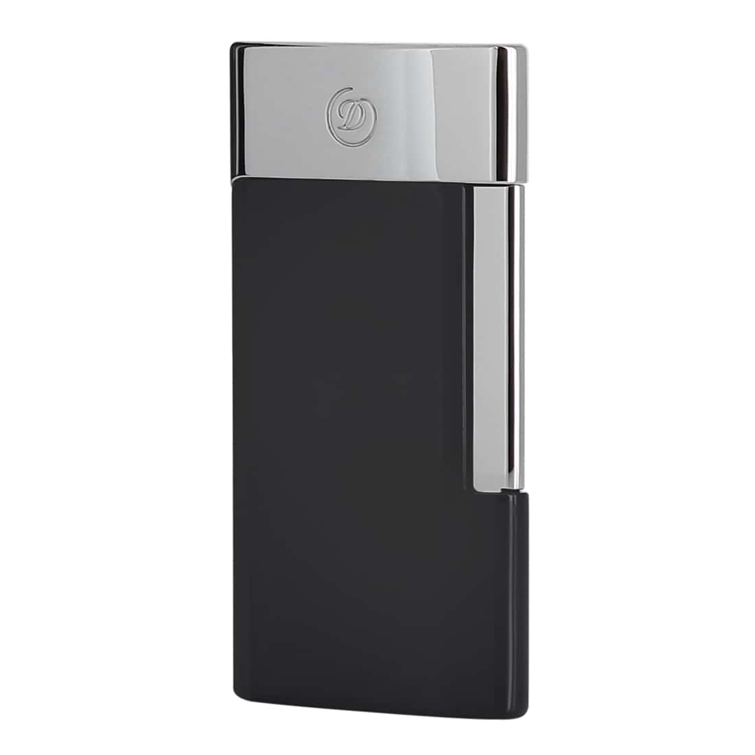 Photo de Briquet S.T. Dupont E-Slim Gris