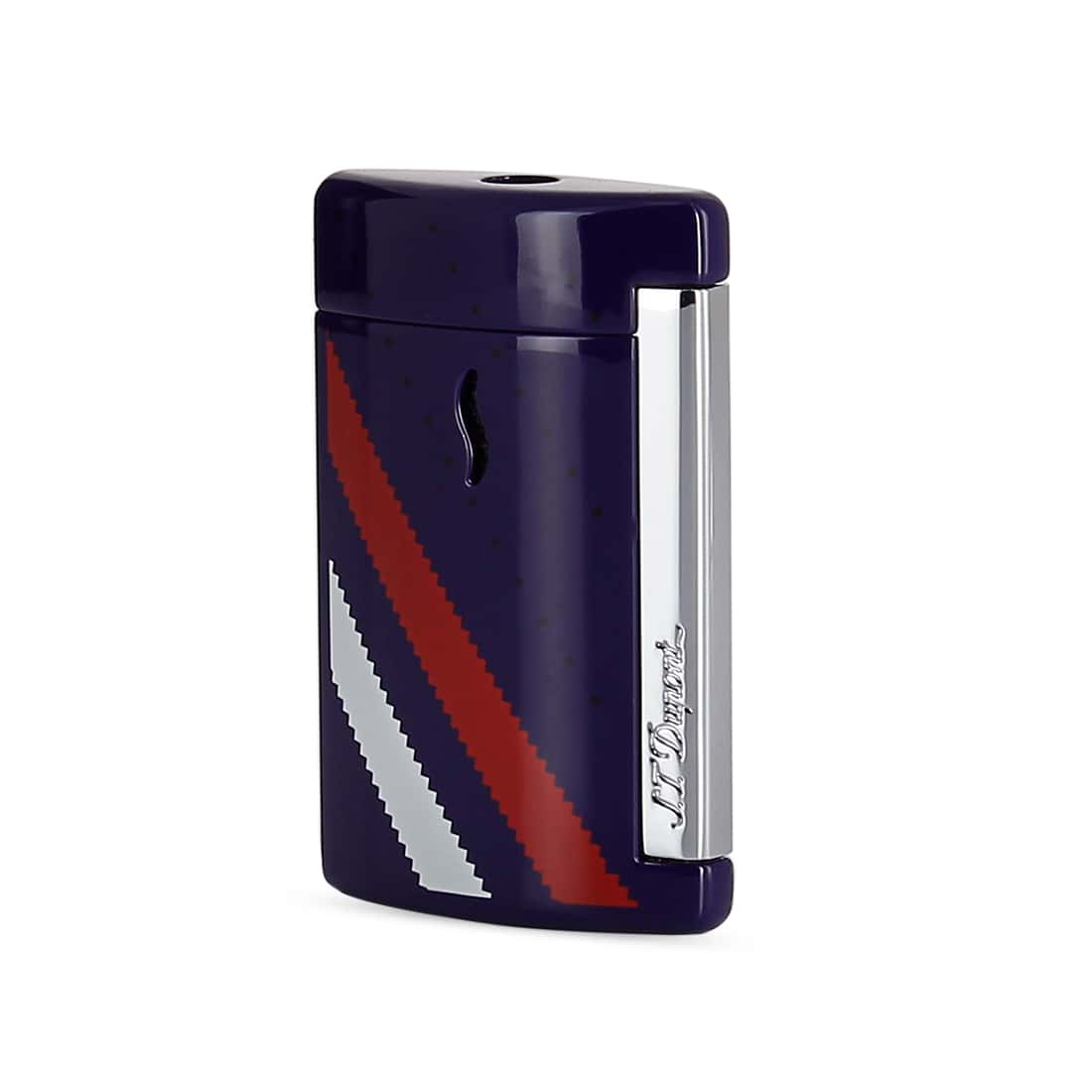 Photo de Briquet S.T. Dupont miniJet Sneakers Bleu