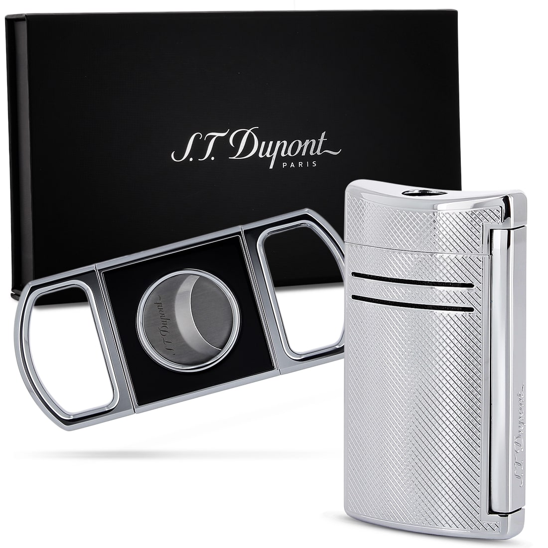 Photo de Coffret S.T. Dupont maxiJet Grid