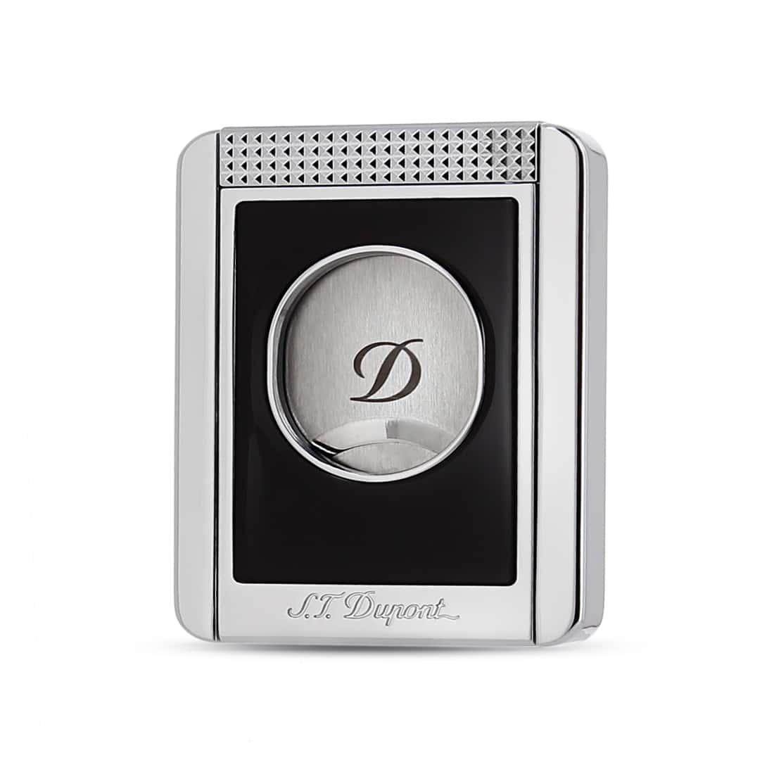 Photo de Coupe cigares S.T. Dupont Stand Noir Chrome