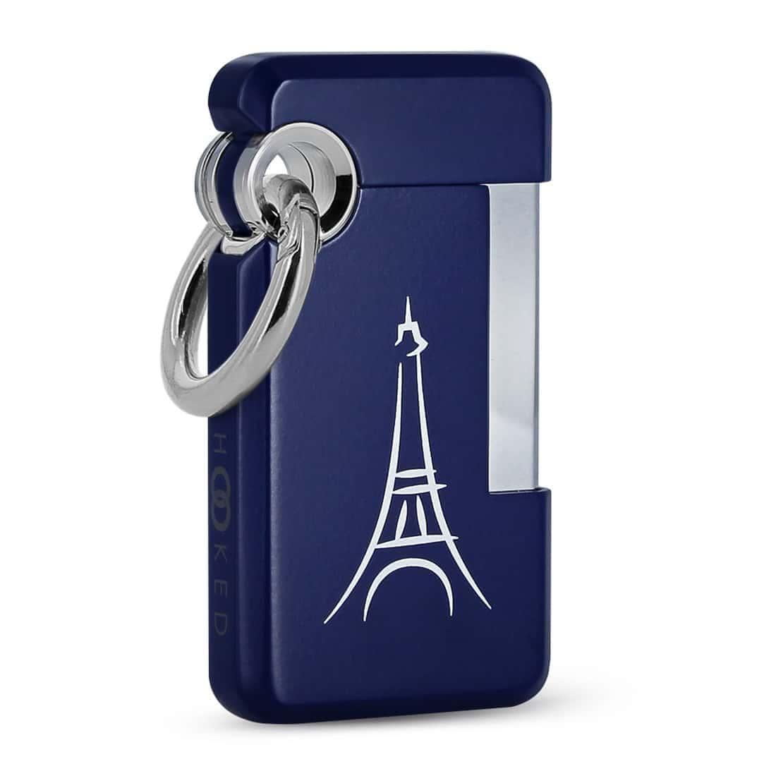 Photo de Briquet S.T. Dupont Hooked Paris Bleu