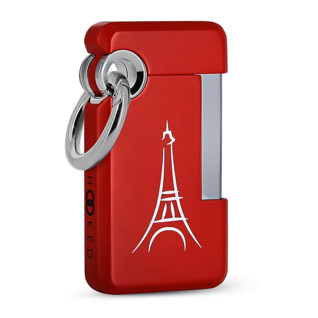 Photo de Briquet S.T. Dupont Hooked Paris Rouge