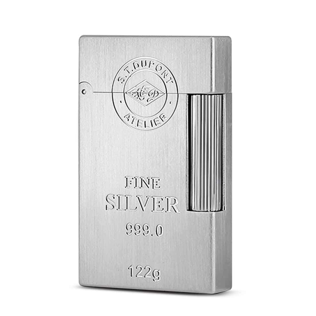 Photo de Briquet S.T. Dupont Ligne 2 Lingot Palladium