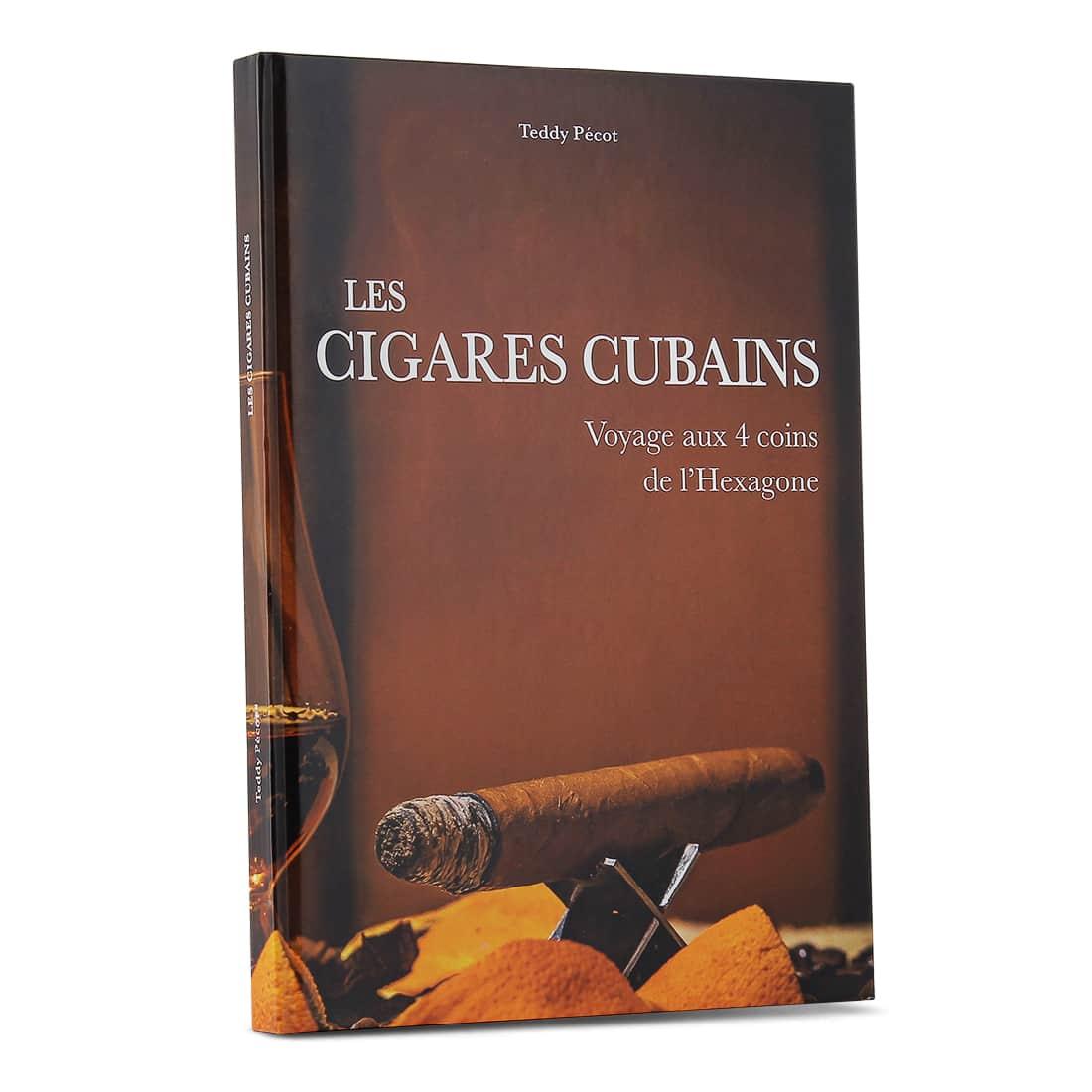 Photo de Livre - Teddy Pecot Les Cigares Cubains Voyage aux 4 coins de l'He