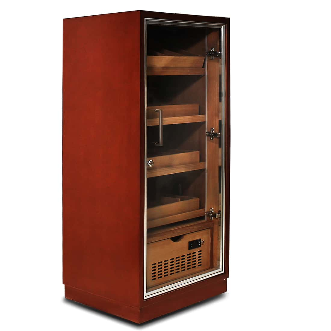 Photo de Armoire a Cigare Adorini Ravenna 120 Deluxe marron