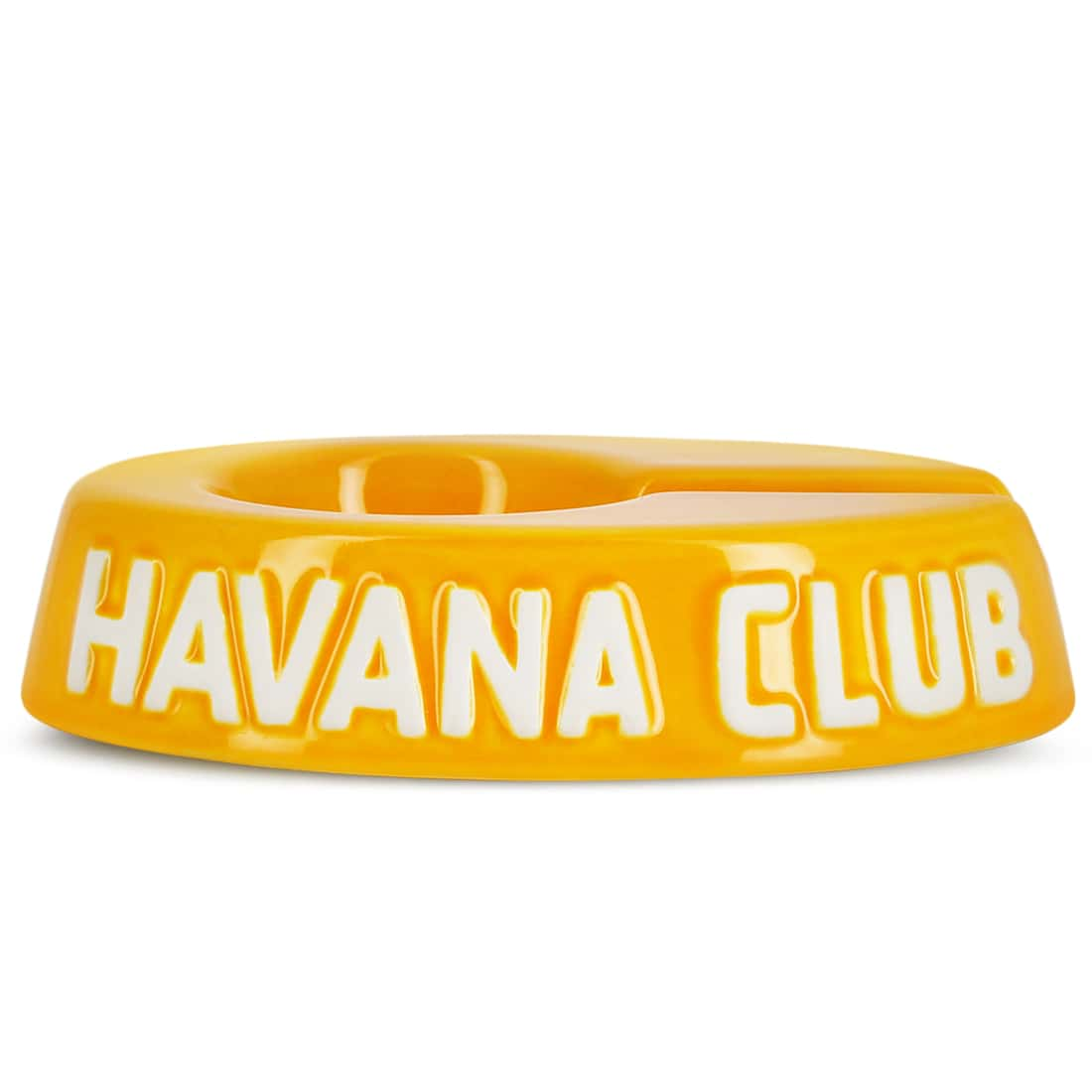 Photo de Cendrier Havana Club jaune
