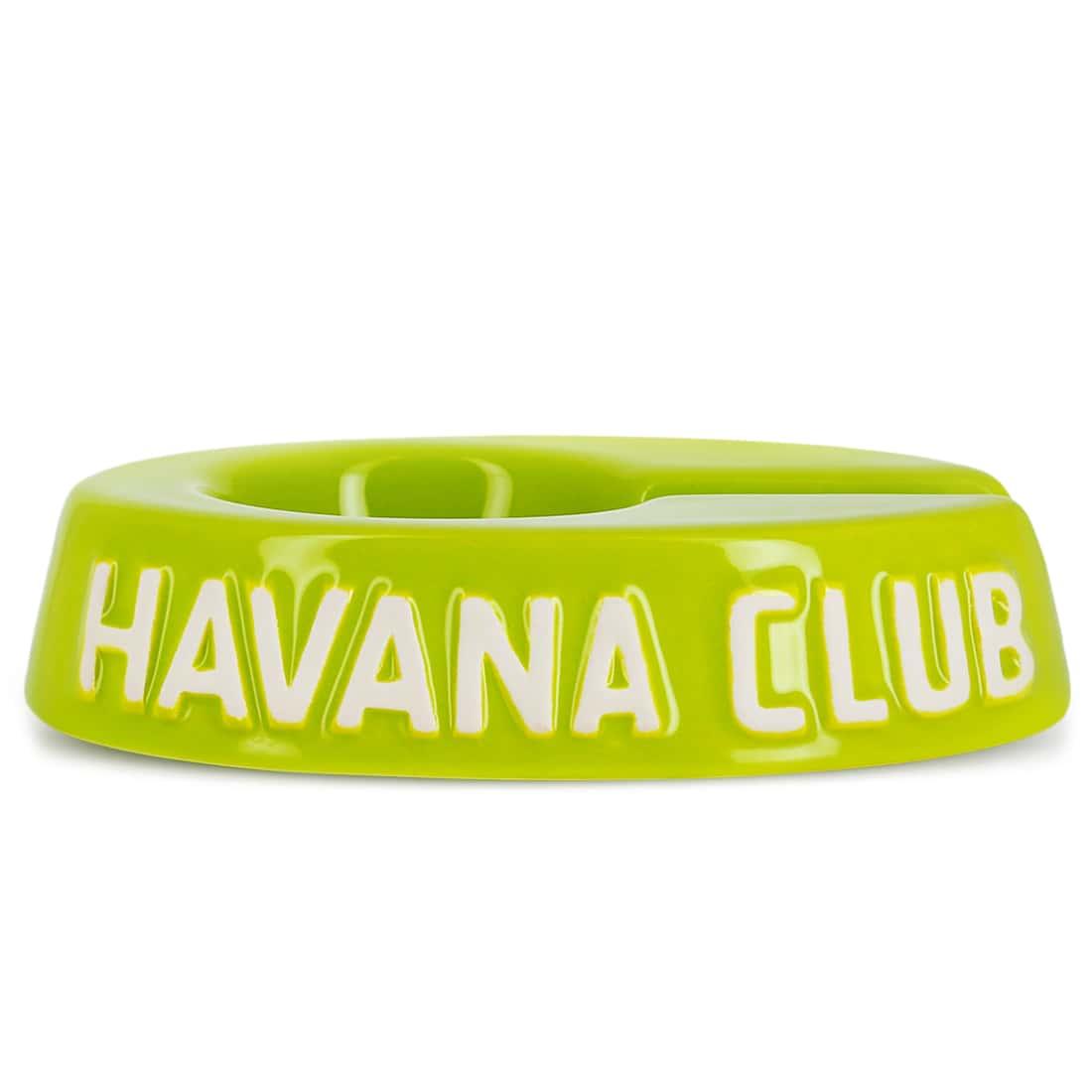 Photo de Cendrier Havana Club vert