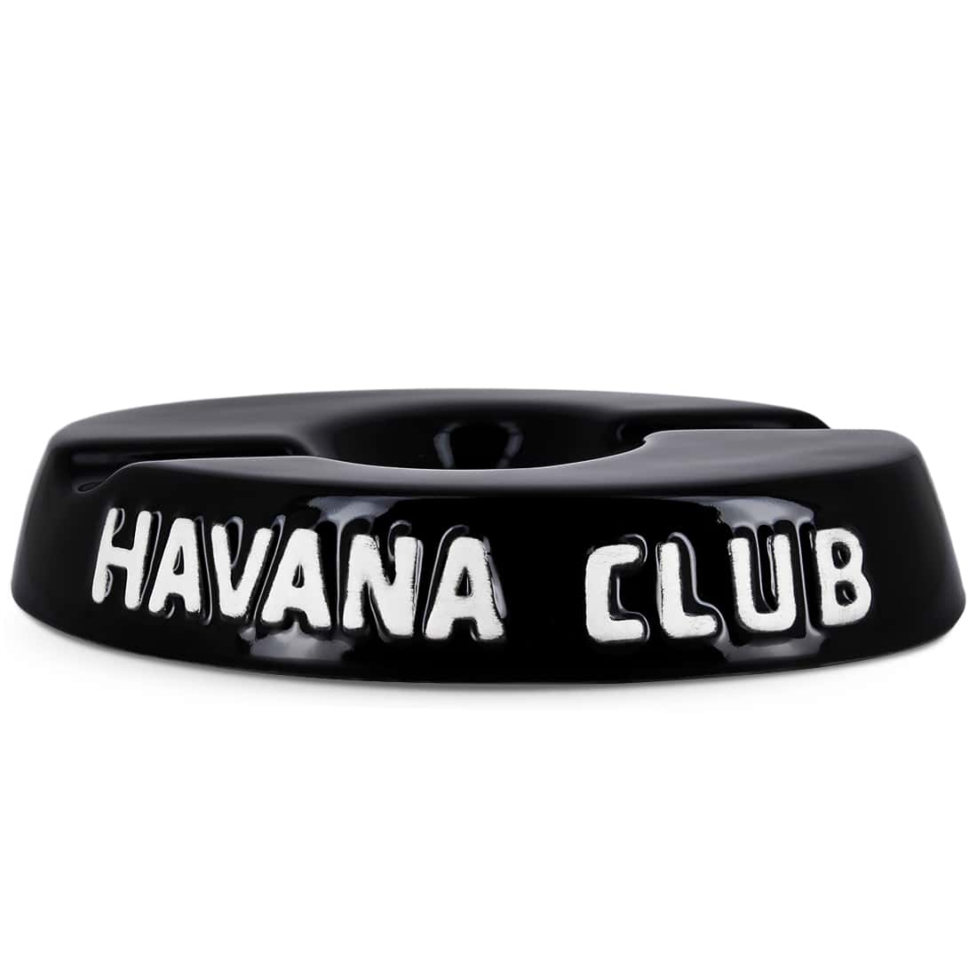 Photo de Cendrier Havana Club Noir double