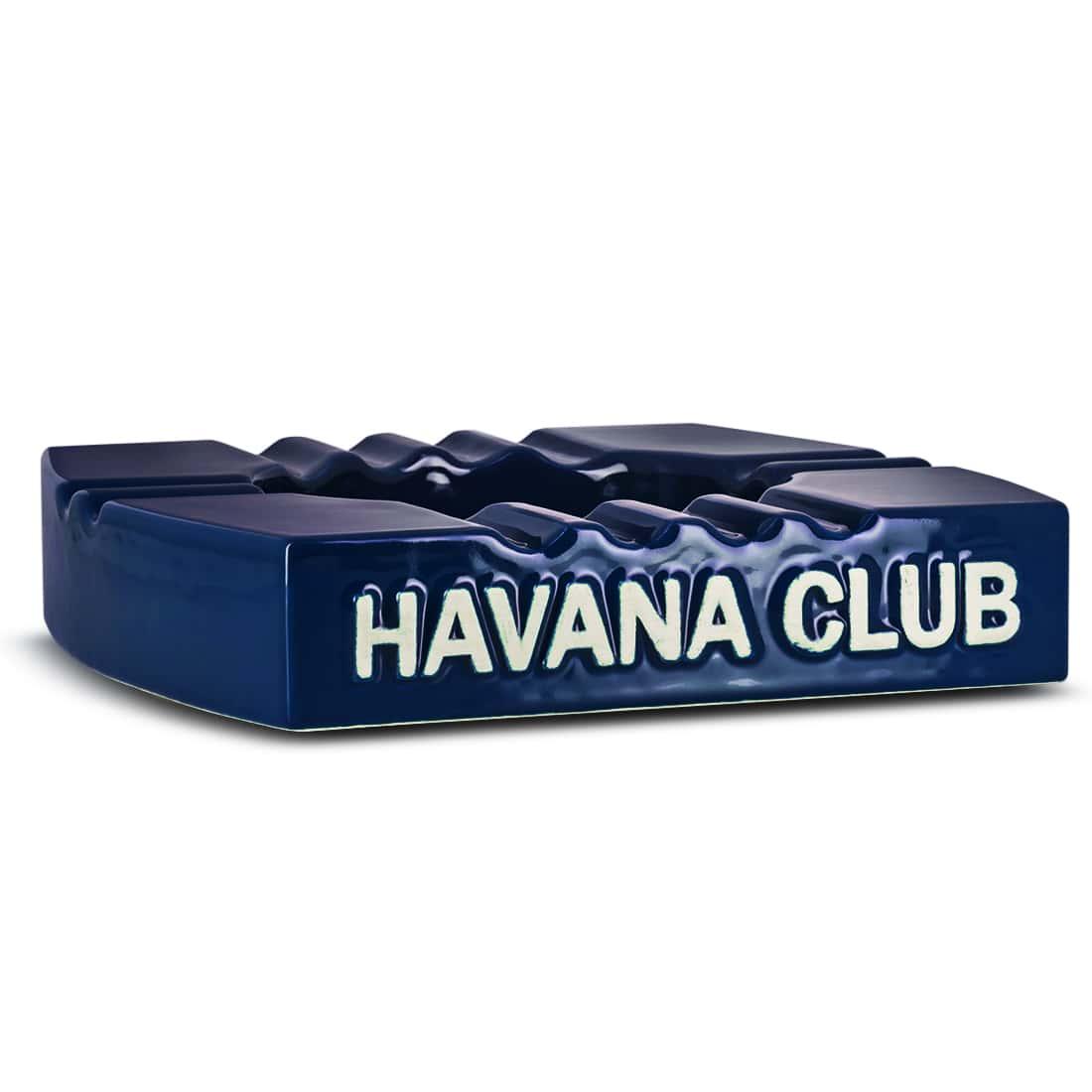 Photo de Cendrier Havana Club Maximo Bleu