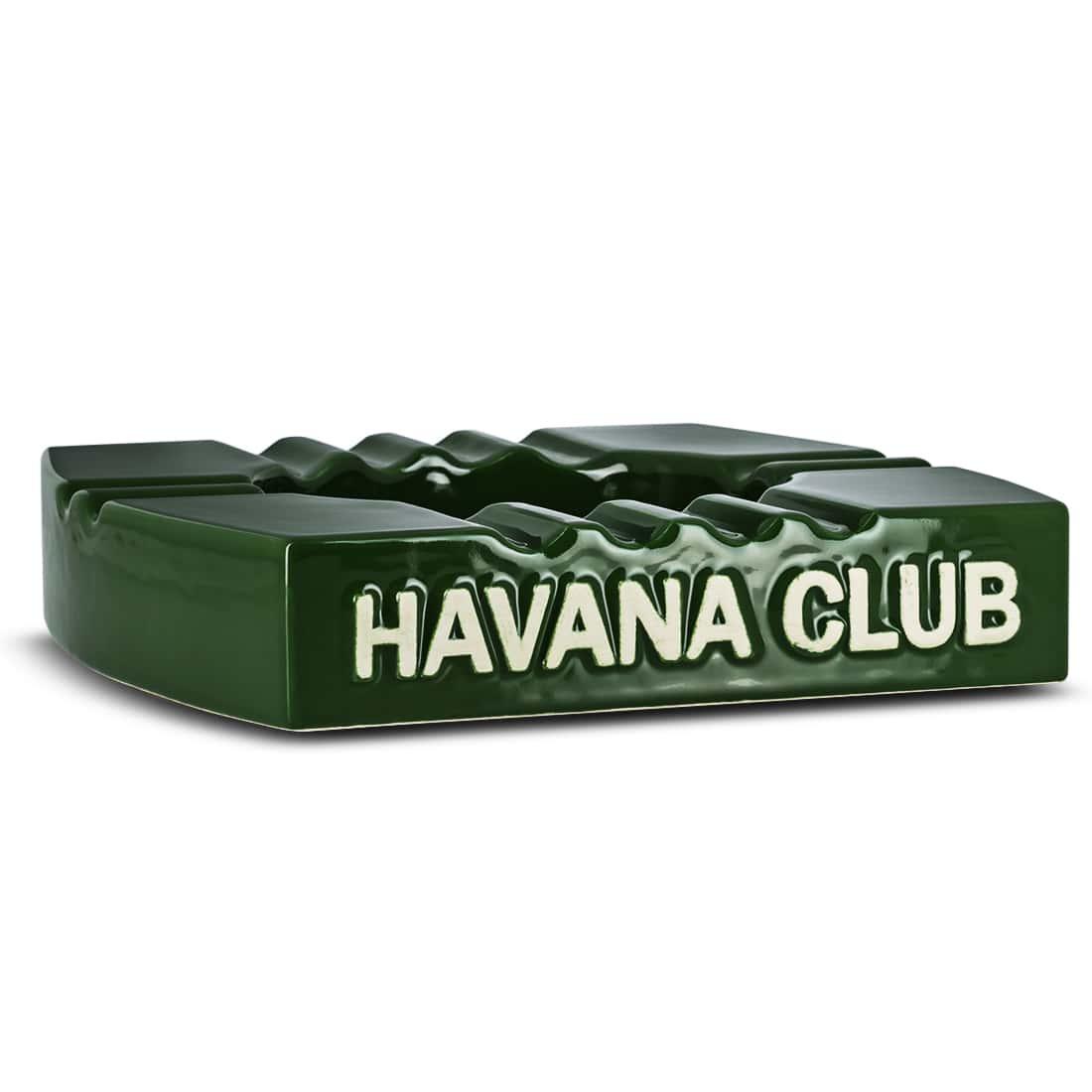Photo de Cendrier Havana Club Maximo Vert