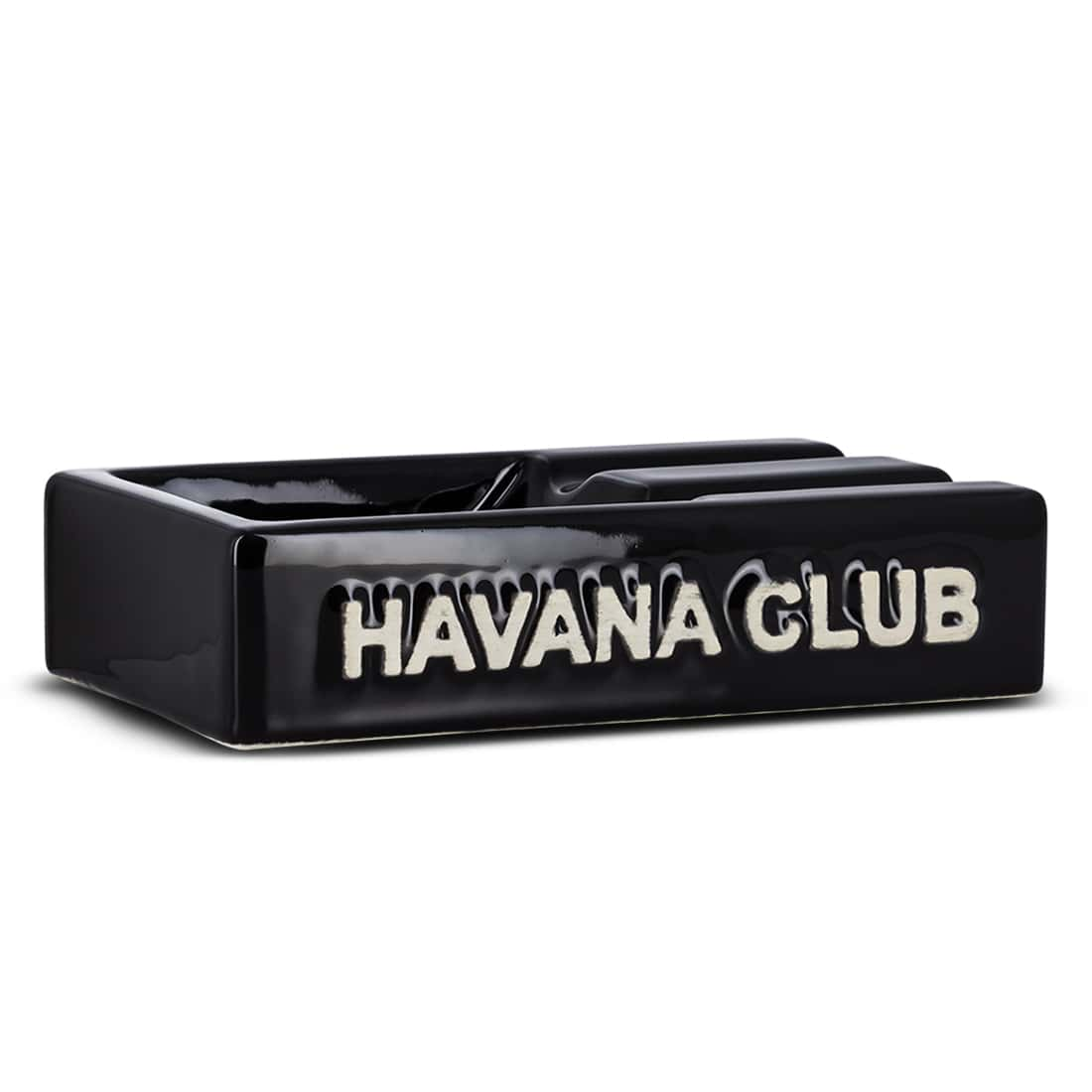 Photo de Cendrier Havana Club Rectangle El Segundo Noir