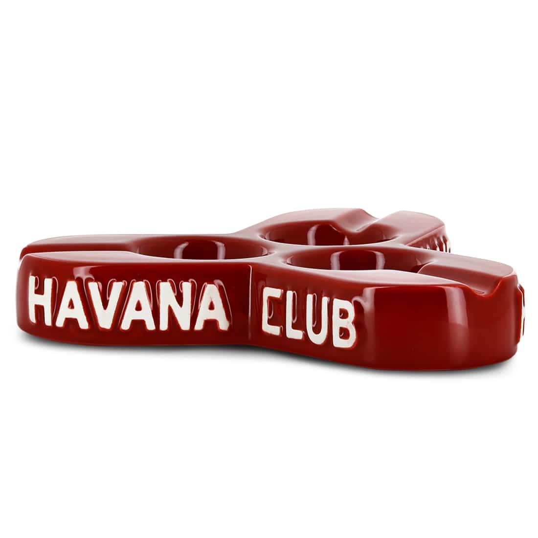 Photo de Cendrier Havana Club Triple Rouge Ferrari