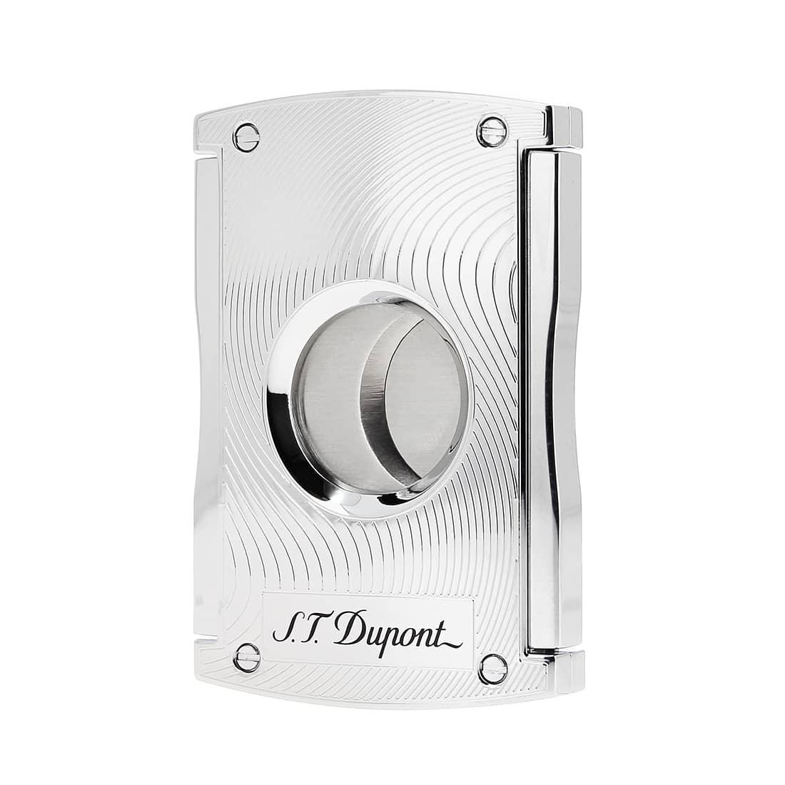 Photo de Coupe cigares S.T. Dupont Maxi Jet Chromé Vibration