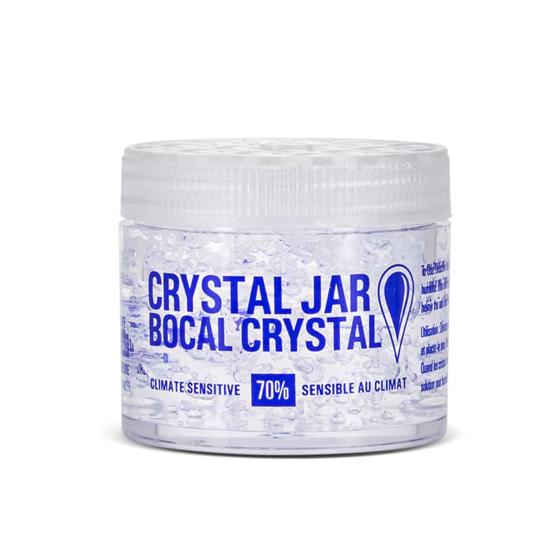 Photo de Humidificateur Crystal Jar