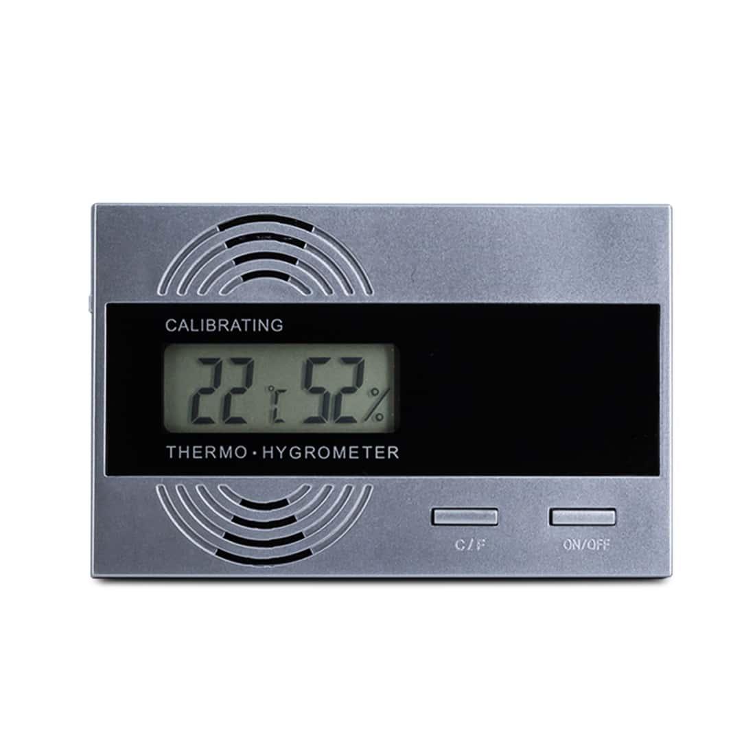 Photo de Thermo-Hygromètre Électronique