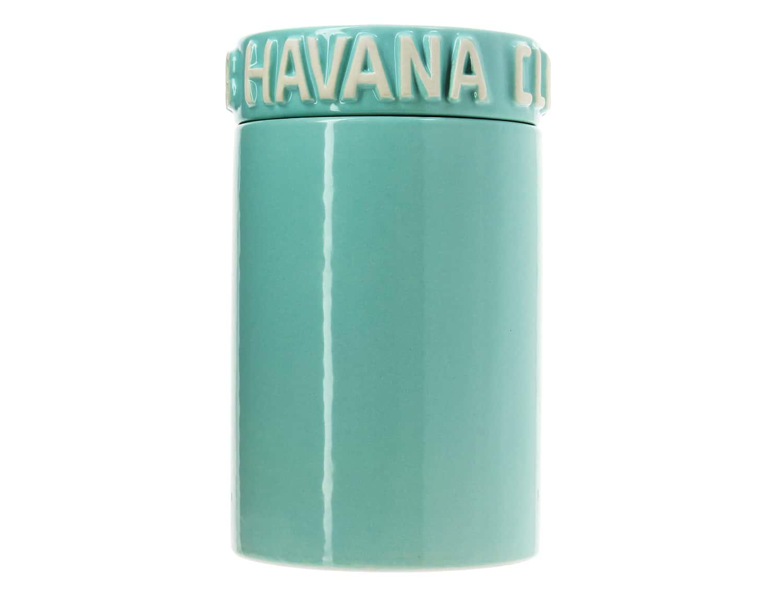 Photo de Jarre à cigares Havana Club Bleue