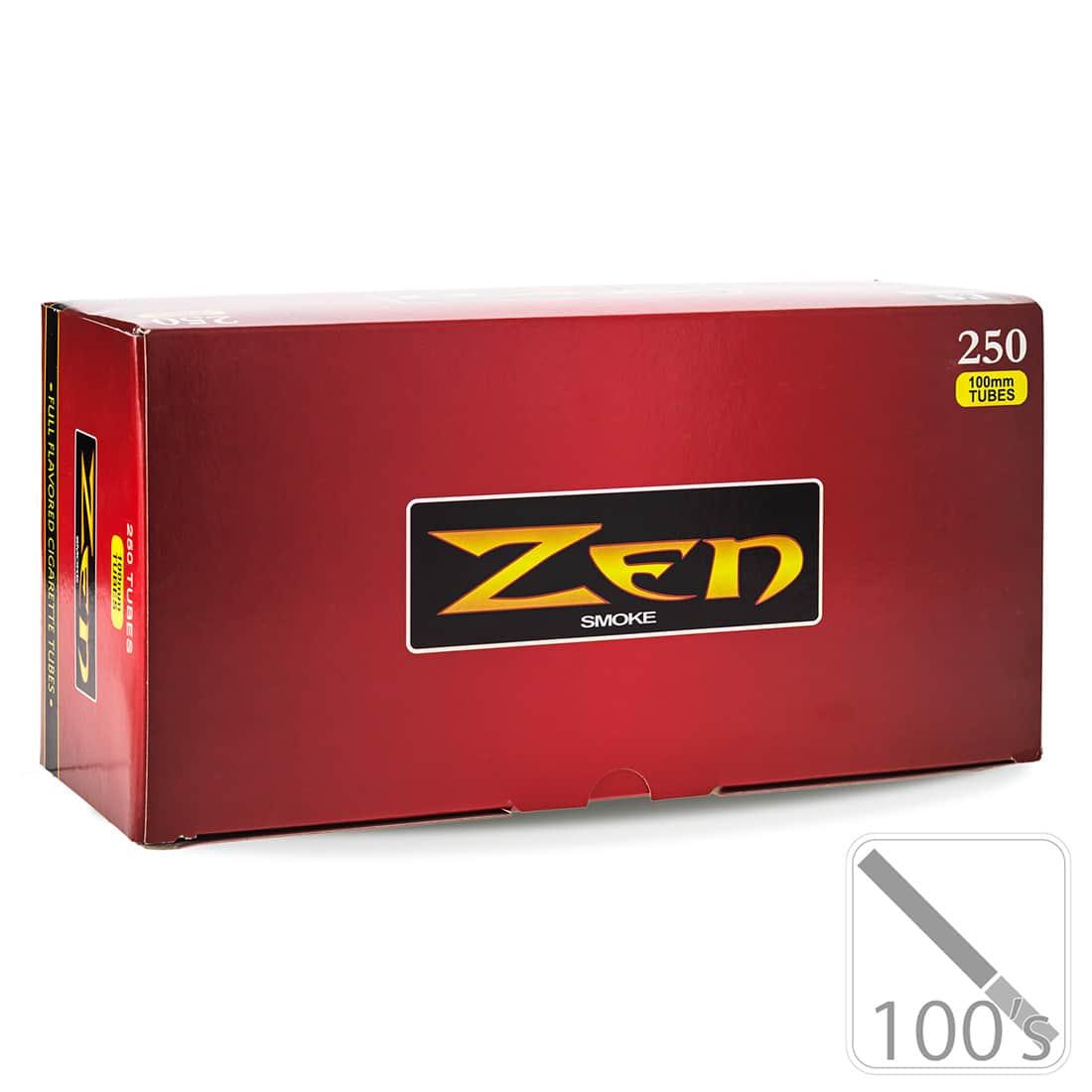 Photo de Boite de 250 tubes Zen 100's
