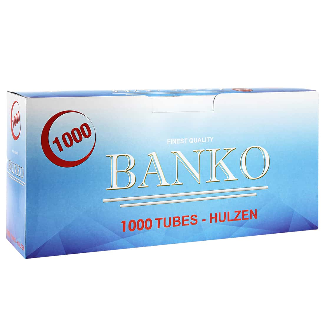 Photo de Boite de 1000 tubes Banko