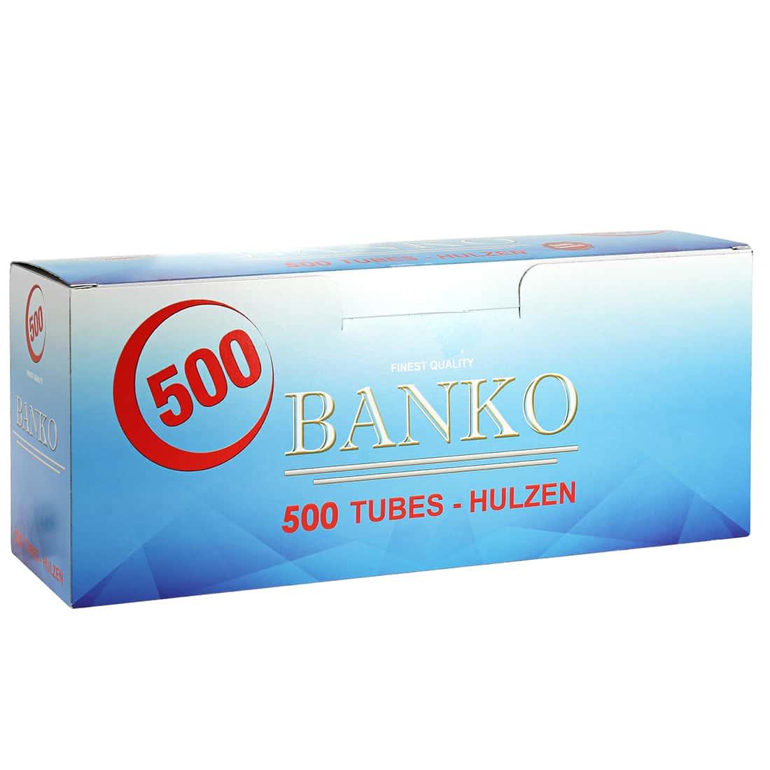 Photo de Boite de 500 tubes Banko