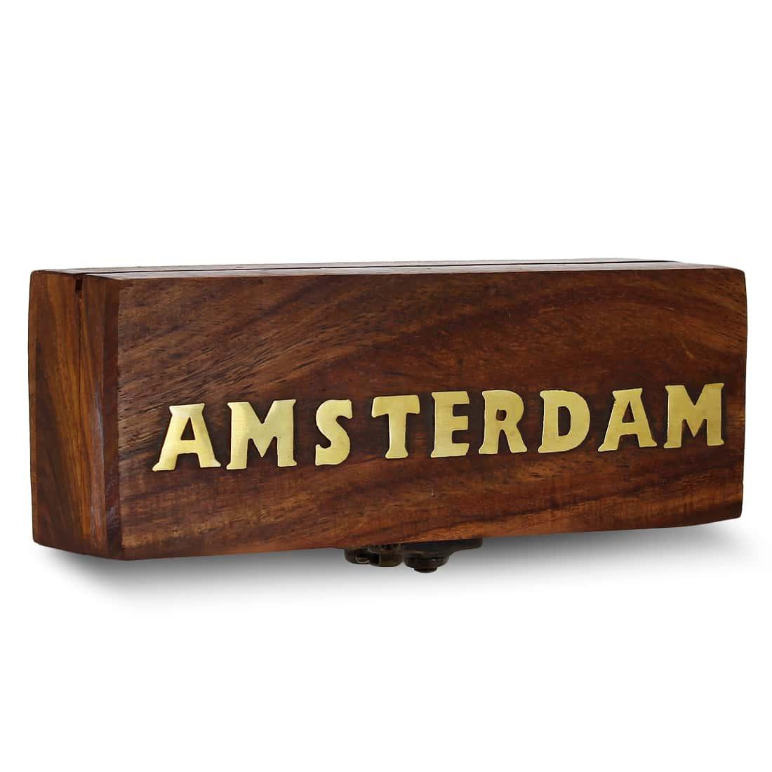 Photo de Spliff Box Amsterdam Deluxe taille S