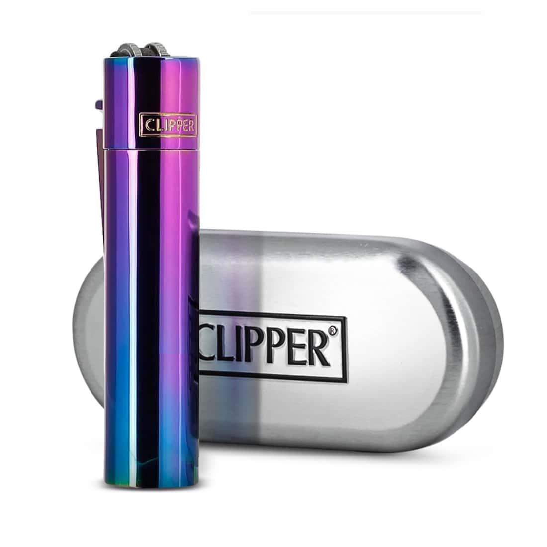 Photo de Briquet Clipper Spectrum
