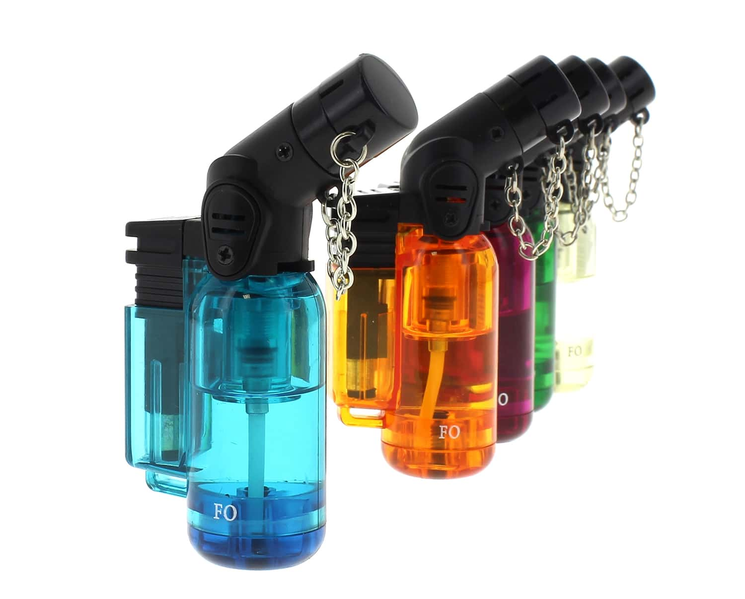 Photo de Briquet Laser couleur surprise