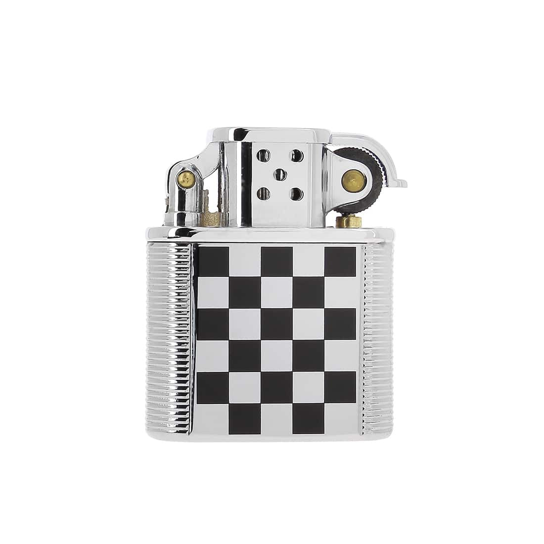 Photo de Briquet Pierre Zorro Antik Damier