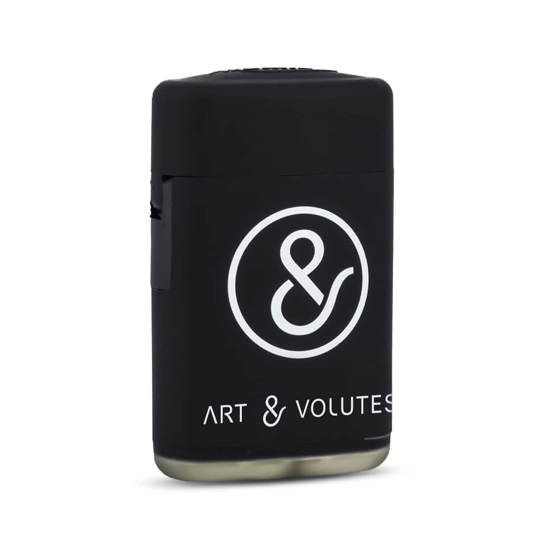 Photo de Briquet torche Art & Volutes Noir