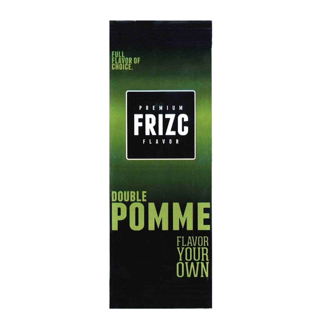 Photo de Carte Frizc Double Pomme