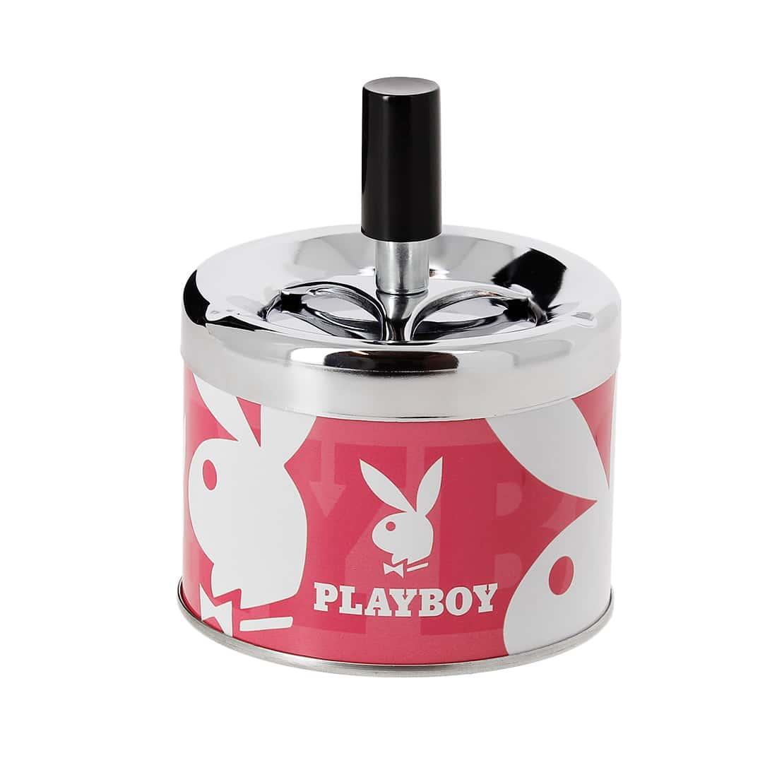 Photo de Cendrier Poussoir Playboy Rose