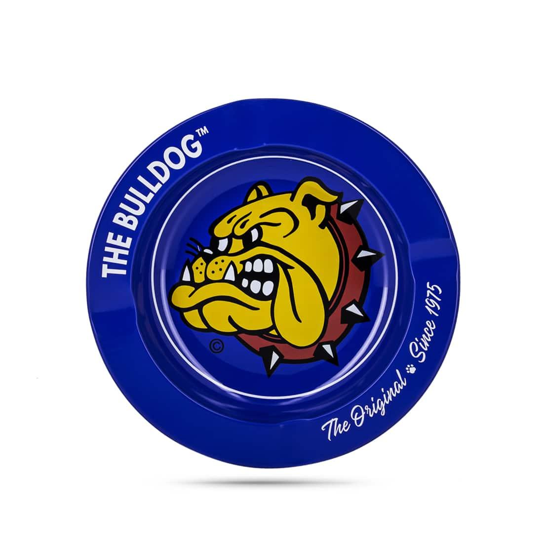 Photo de Cendrier The Bulldog Bleu