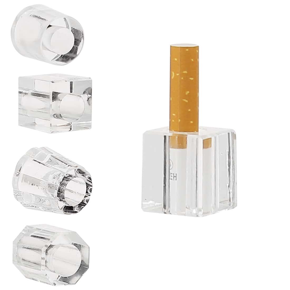 Photo de Etouffoir à cigarette Transparent