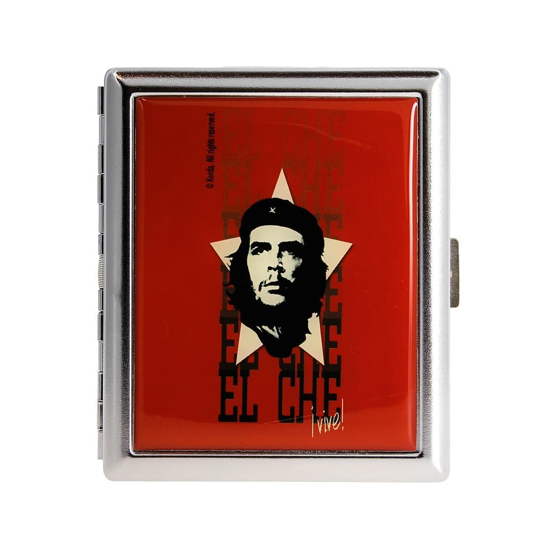 Photo de Etui cigarette Che Guevara Rouge
