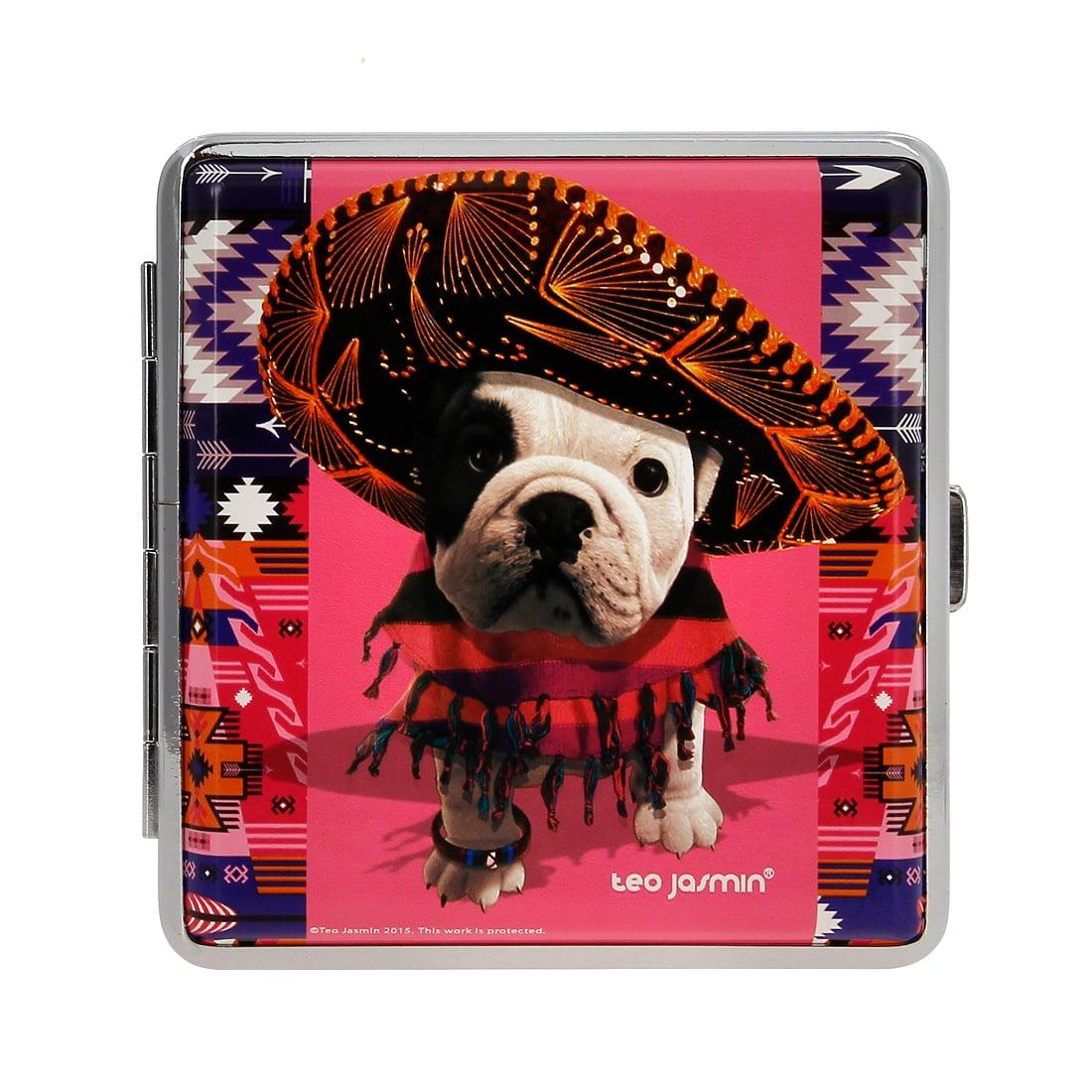 Photo de Etui Cigarette Teo Jasmin Bulldog Mexicain