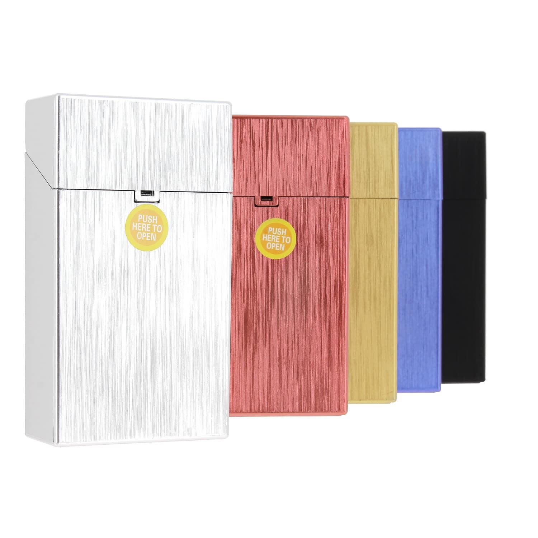 Photo de Etui paquet cigarette 100's couleurs