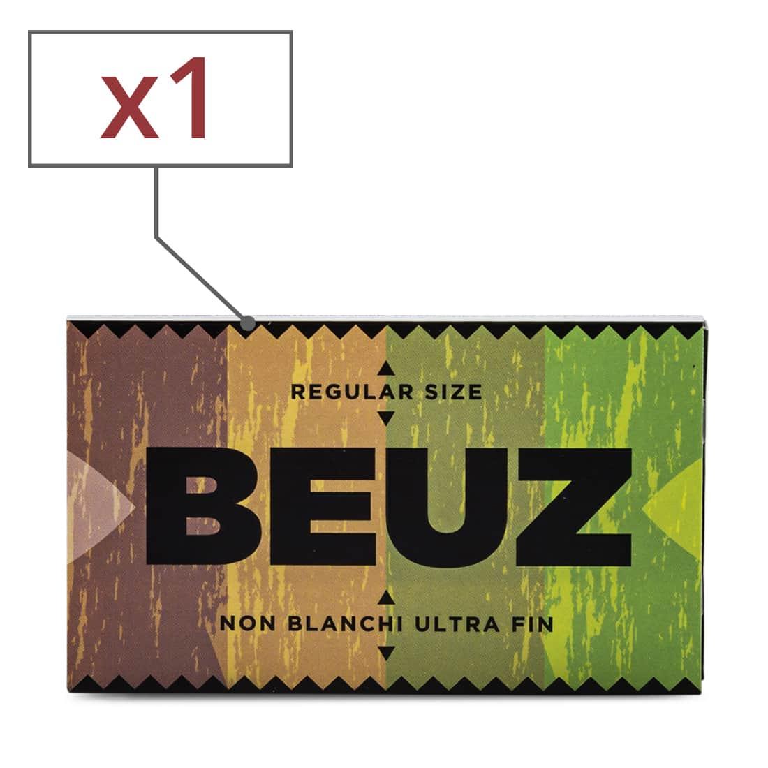 Photo de Papier a rouler Beuz Regular Brown x1