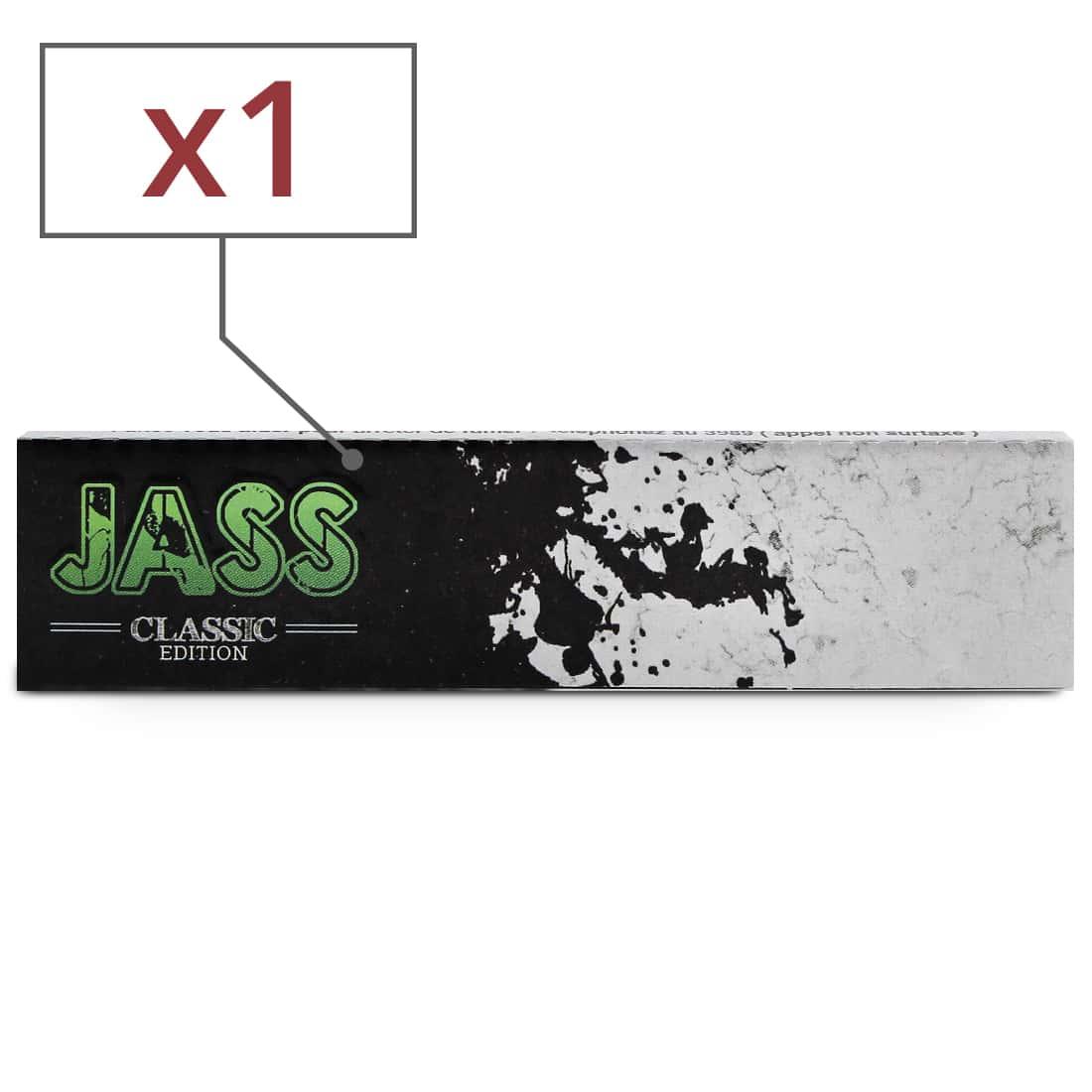 Photo de Papier à rouler Jass Slim Classic Edition x 1
