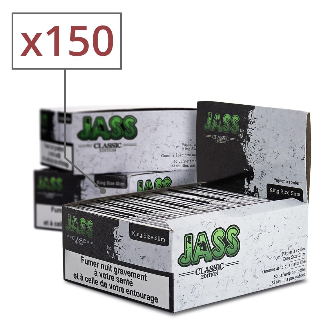 Photo de Papier à rouler Jass Slim Classic Edition PACK de 3