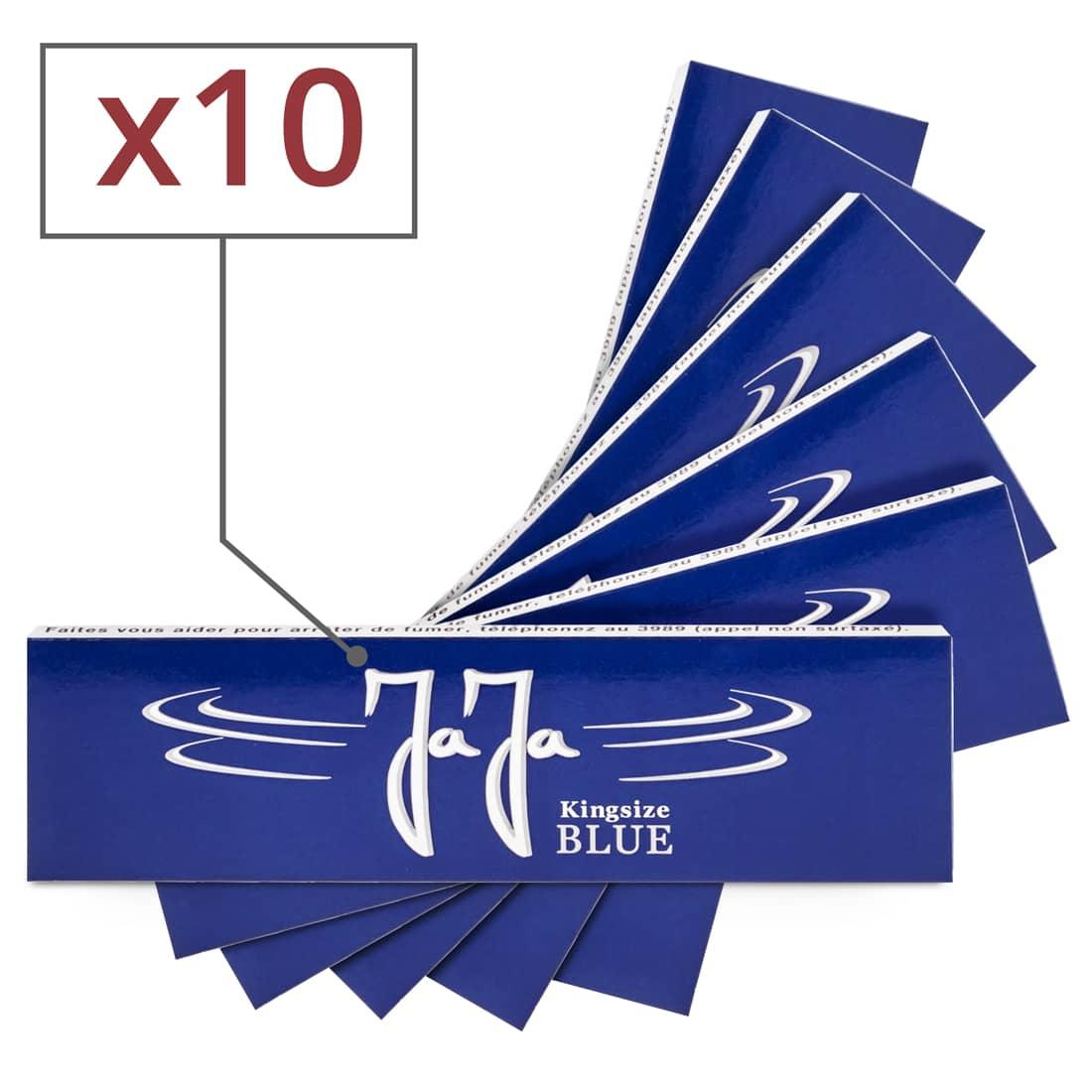 Photo de Papier a rouler Jaja Blue Slim x 10