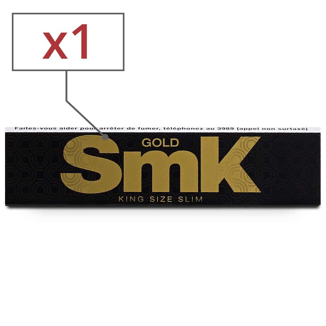 Photo de Papier à rouler SMK Slim x 1