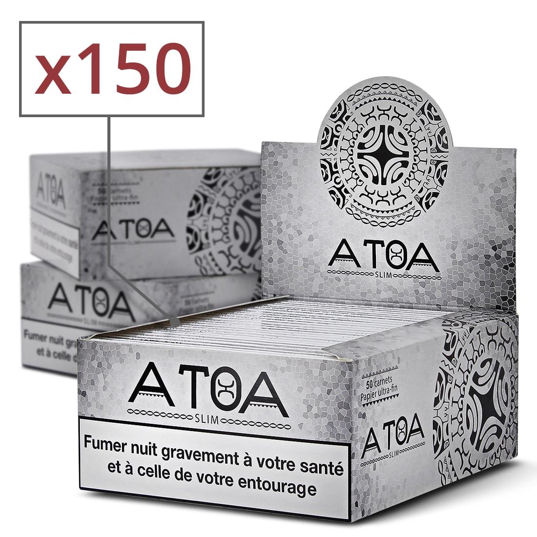 Photo de Papier à rouler ATOA Slim x 150