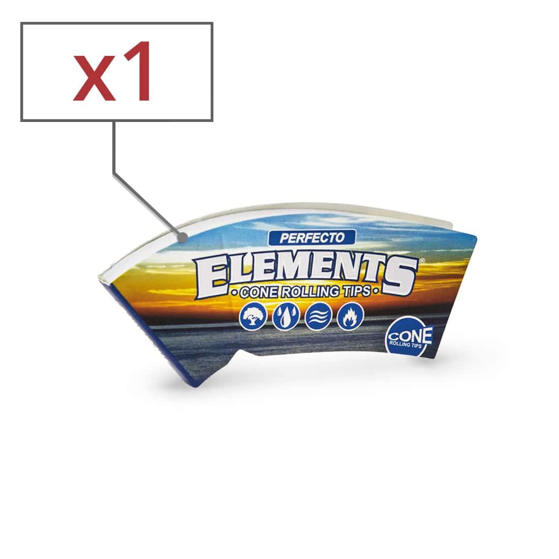 Photo de Filtres en Carton Elements Coniques x 1